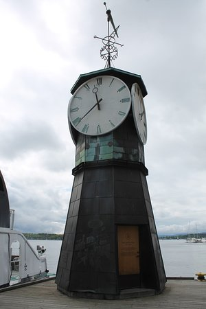 Aker Brygge Clock Tower