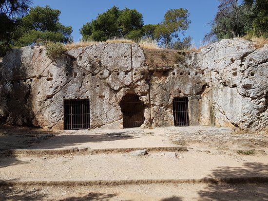 Prison of Socrates
