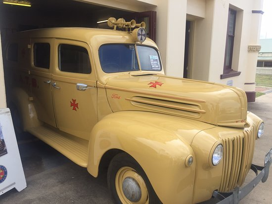 Historic Ambulance Museum