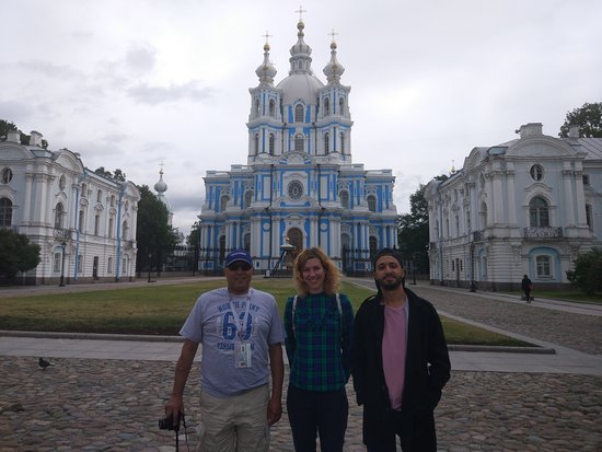 Private Tours in Saint-Petersburg