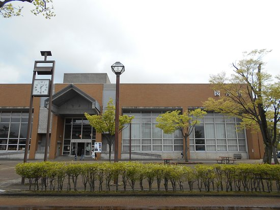 Nagaoka City Central Library