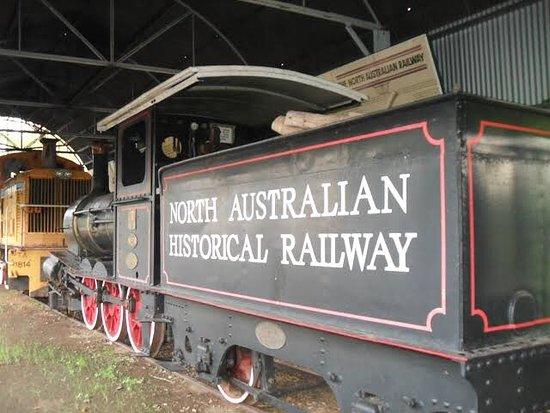Pine Creek Railway Station and Railway Museum