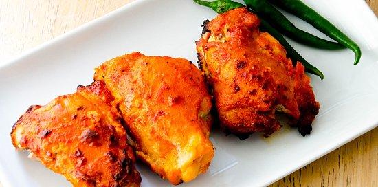 British Indian Take Away: Chicken Tikka Boneless