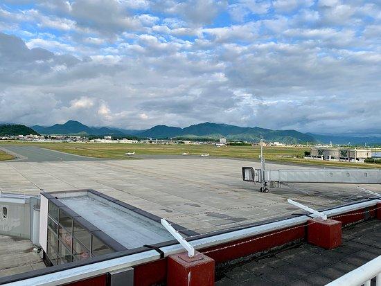 Yamagata Airport Observation Deck