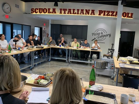North American Pizza and Culinary Academy