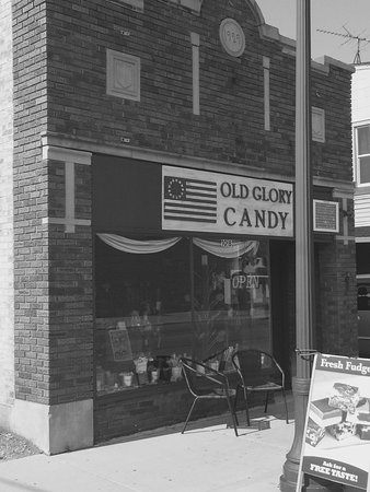 Old Glory Candy