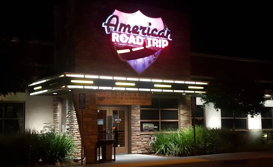 American Road Trip Restaurant