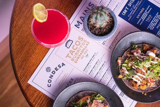 Condesa Bar and Restaurant: Tacos and Margaritas at Condesa Torrensville