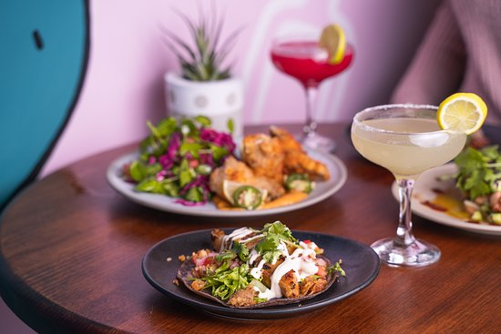 Condesa Bar and Restaurant: Tacos, Fried Chicken and Margaritas at Condesa Torrensville