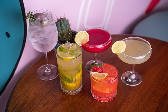 Condesa Bar and Restaurant: Cocktails at Condesa Torrensville