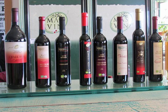 PRIVATE -Secrets of Dalmatian karst & wine experience: Wines of Mas Vin.