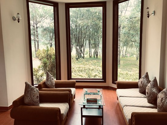 Happy Star Villa Dalat: Phòng khách