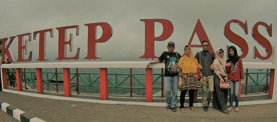Ketep Pass: background