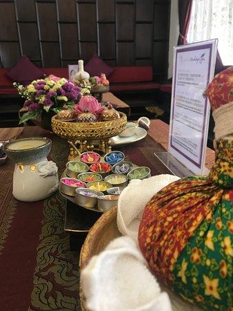 Amazing traditional Massage