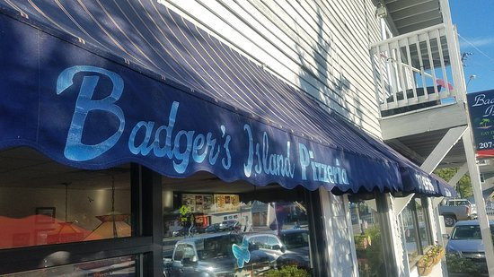 Foto de Badger Island Pizzeria