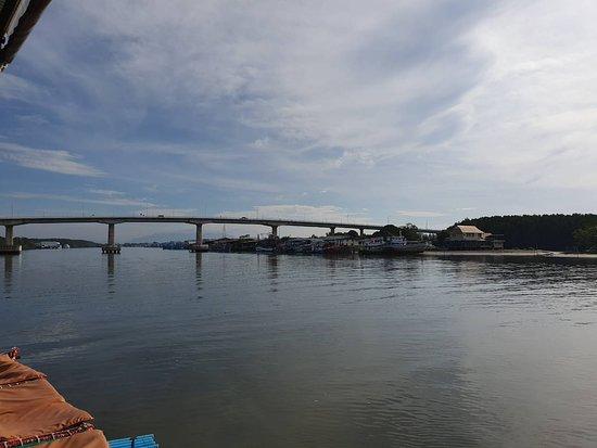 Ban Pak Nam Krasae, Thailand: สะพาน