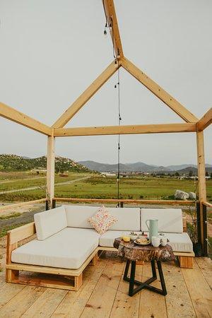 Lumi: Queen rooms' roof terrace