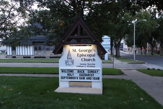 ‪St George's Episcopal Memorial Church‬