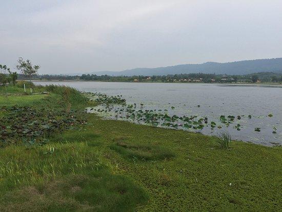Ванг-Нам-Кьяо, Таиланд: Lake
