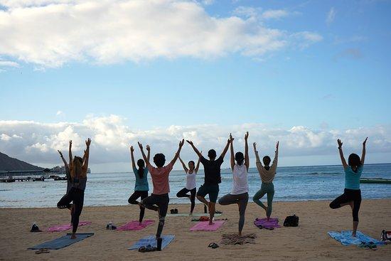 Ohana Space Hawaii Yoga