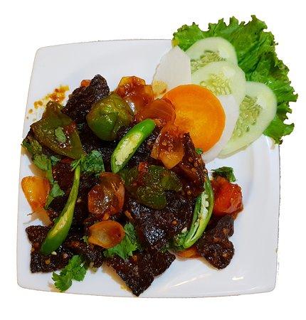 Buff Chilli Picture Of Anatolia Halal Food Restaurant Kathmandu Tripadvisor