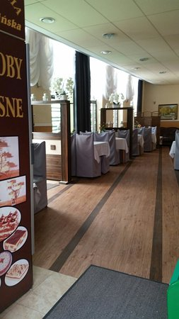 Restaurant Belwederska: Restauracja Belwederska