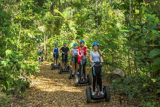 Whitsunday Segway Rainforest
