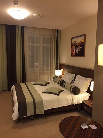 Достойный отель