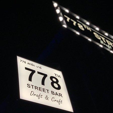 778th Street Bar