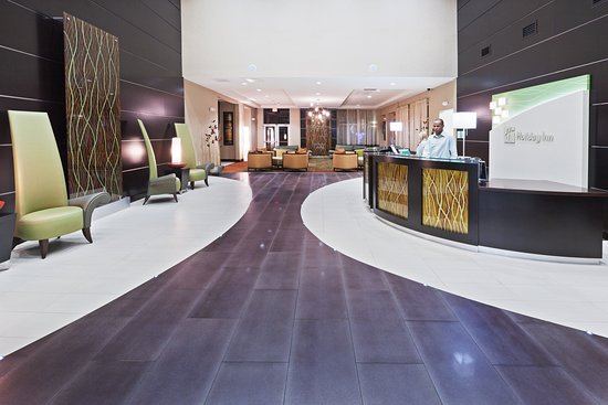 Holiday Inn Houston Westchase: Lobby