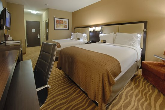 Holiday Inn Houston Westchase: Guest room