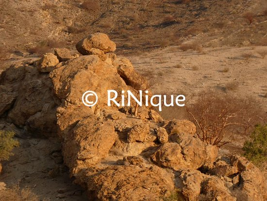 you also notice what this is ? (i see a soldier lying on his belly) Beautiful rock formations