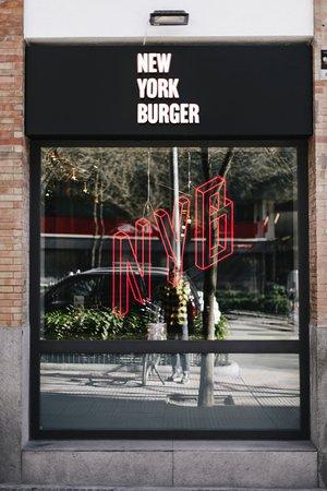 New York Burger Miguel Ángel: NYB Miguel Ángel