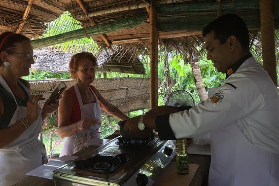 Sri Lankan Rice and Curry Cookery...