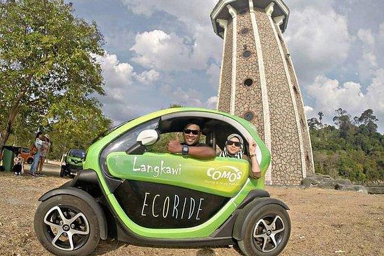 Excursion éco-nature avec Twizy: 1...