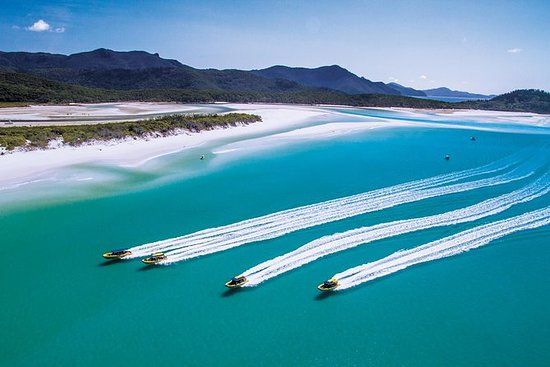 Ocean Rafting Whitehaven Beach and...