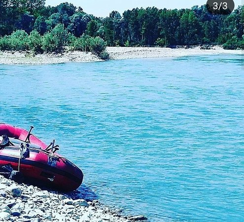 Piemonte Rafting: Natura!