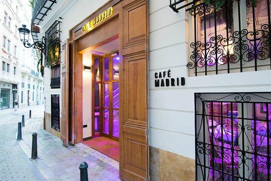 Cafe Madrid Valencia Menu Prices Restaurant Reviews