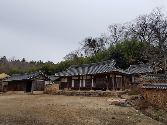 Boseong-gun, Sydkorea: 보성 강골마을 양반가옥