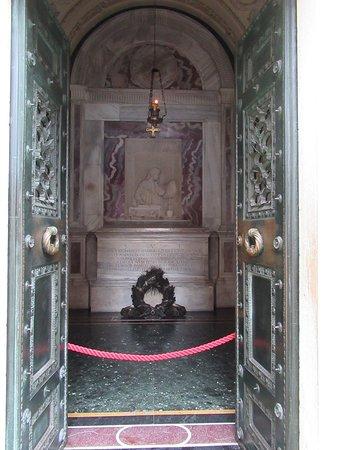 Ο τάφος του Δάντη