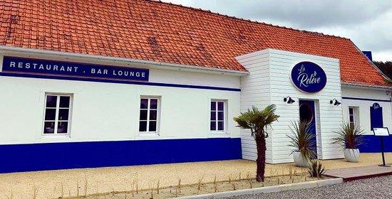 Cucq, Francia: Extérieur du Restaurant