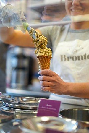 Gelateria Bronte: Amazing Ice cream