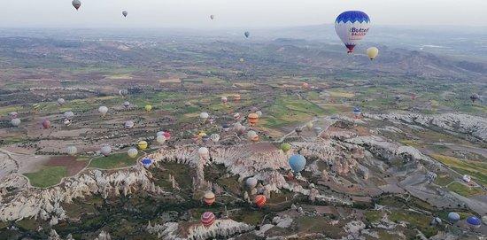 Cappadocia Hot Air Balloons by Butterfly Balloons: Incredible