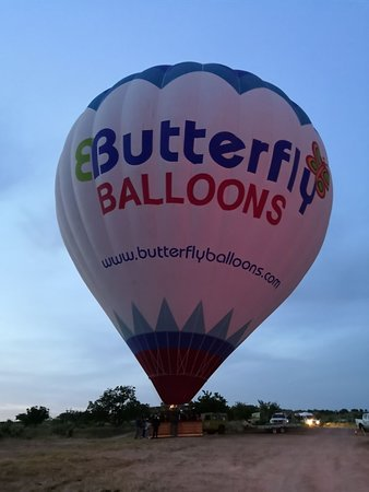 Cappadocia Hot Air Balloons by Butterfly Balloons: This is when we start