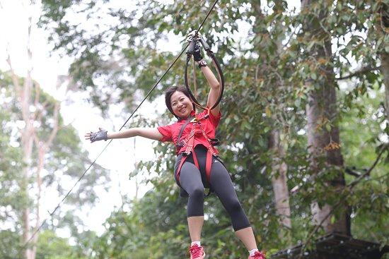 Skytrex Adventure Sg Congkak