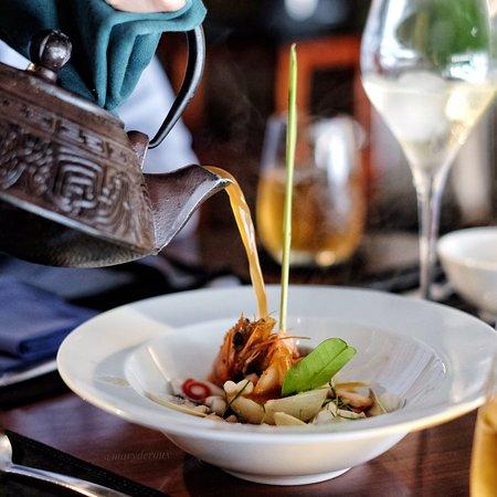 Tomyum Soup ( Viet's Style )
