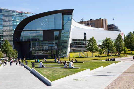 奇亚斯玛当代艺术博物馆 (Nykytaiteen Museo)