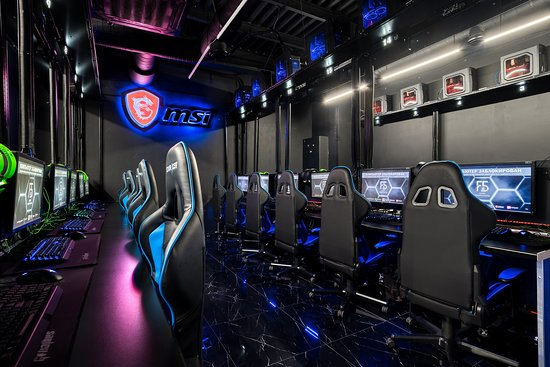 F5 Cybersport Center