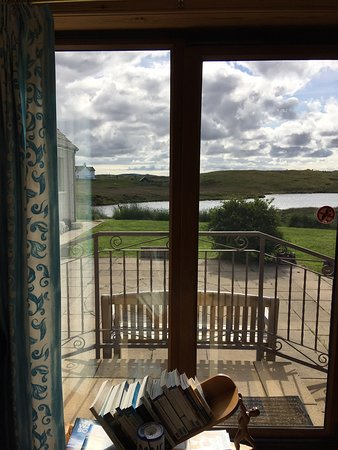 Bilde fra Lochmaddy