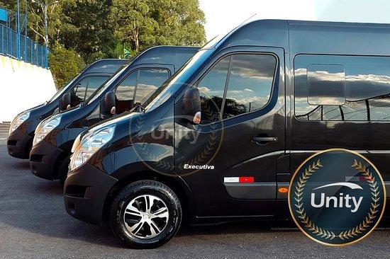 Unity Locadora de Vans Luxo